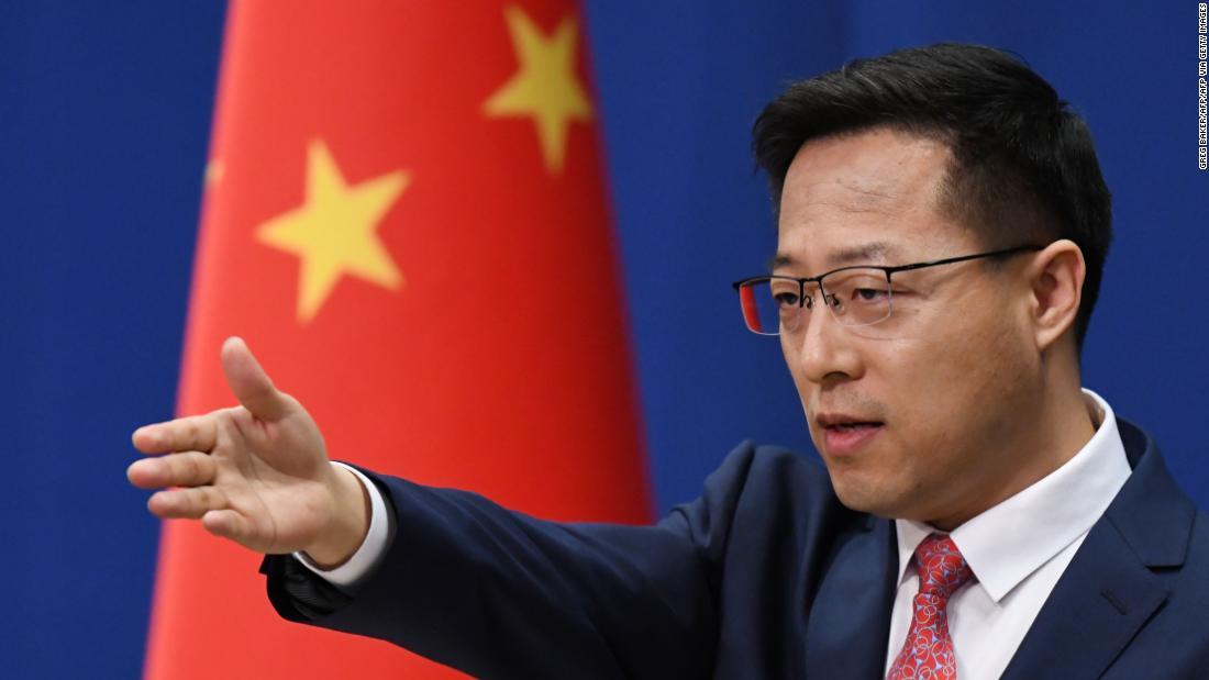 China mengumumkan tindakan balasan terhadap media AS