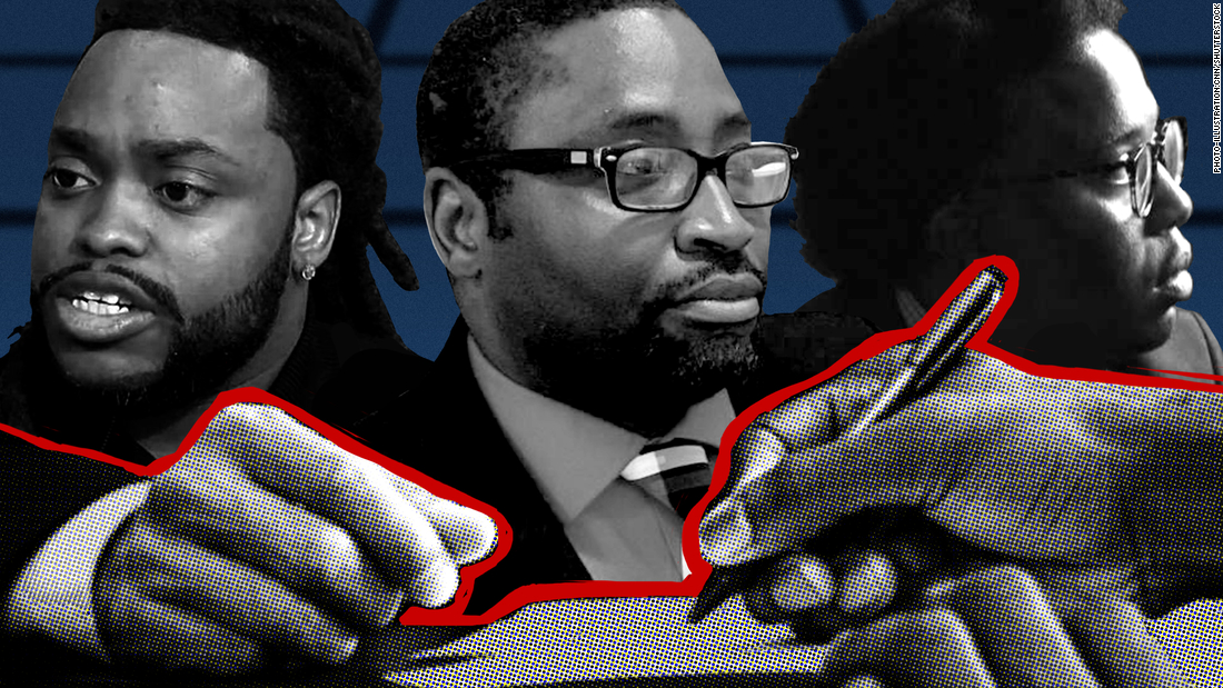 Insiden 'Perbankan selagi Hitam' disorot ketika pengunjuk rasa membawa perhatian pada rasisme di AS