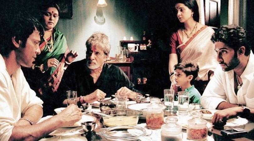 Key Key Menon, Amitabh dan Abhishek Bachchan di Sarkar