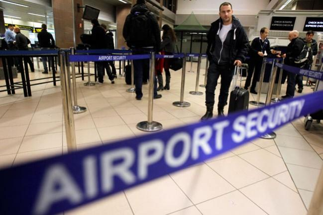 Keamanan bandara