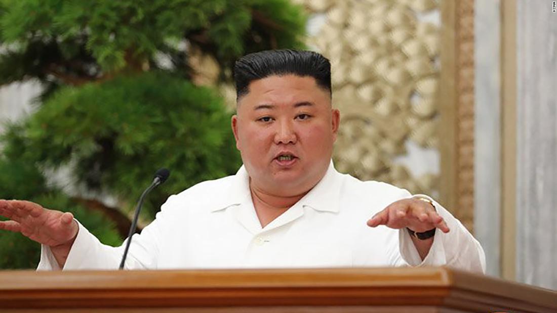 Tanggapan Covid-19 Korea Utara telah menjadi 'keberhasilan yang bersinar,' klaim Kim Jong Un