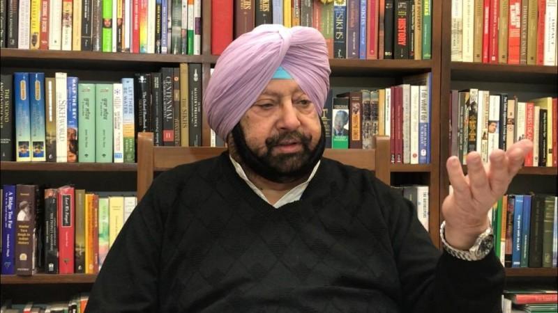 Kapten Amarinder Singh