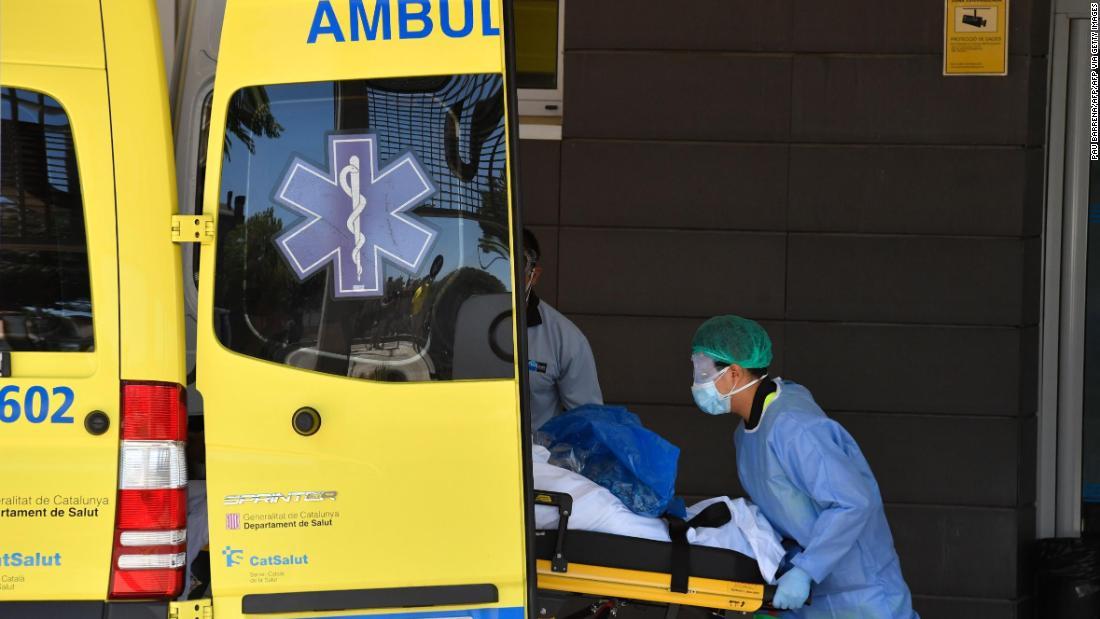 Spain coronavirus: Lockdown dipesan untuk 200.000 di provinsi Lleida