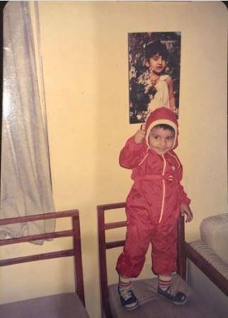 Masa Kecil Ranveer Singh
