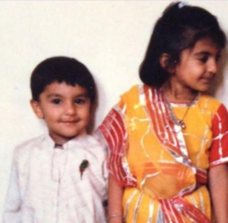 Ranveer Singh dengan Ritika Bhavnani
