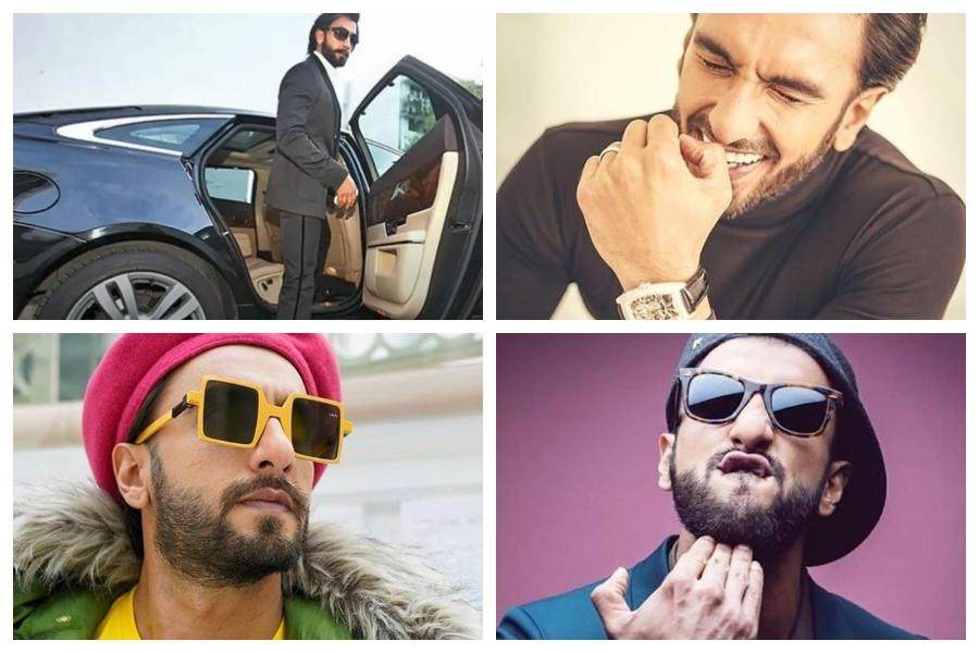 Expensive Things owned by Ranveer Singh