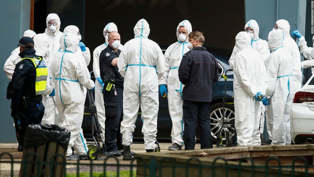 Melbourne akan memberlakukan kembali penguncian virus korona selama enam minggu karena Australia menghadapi potensi gelombang kedua