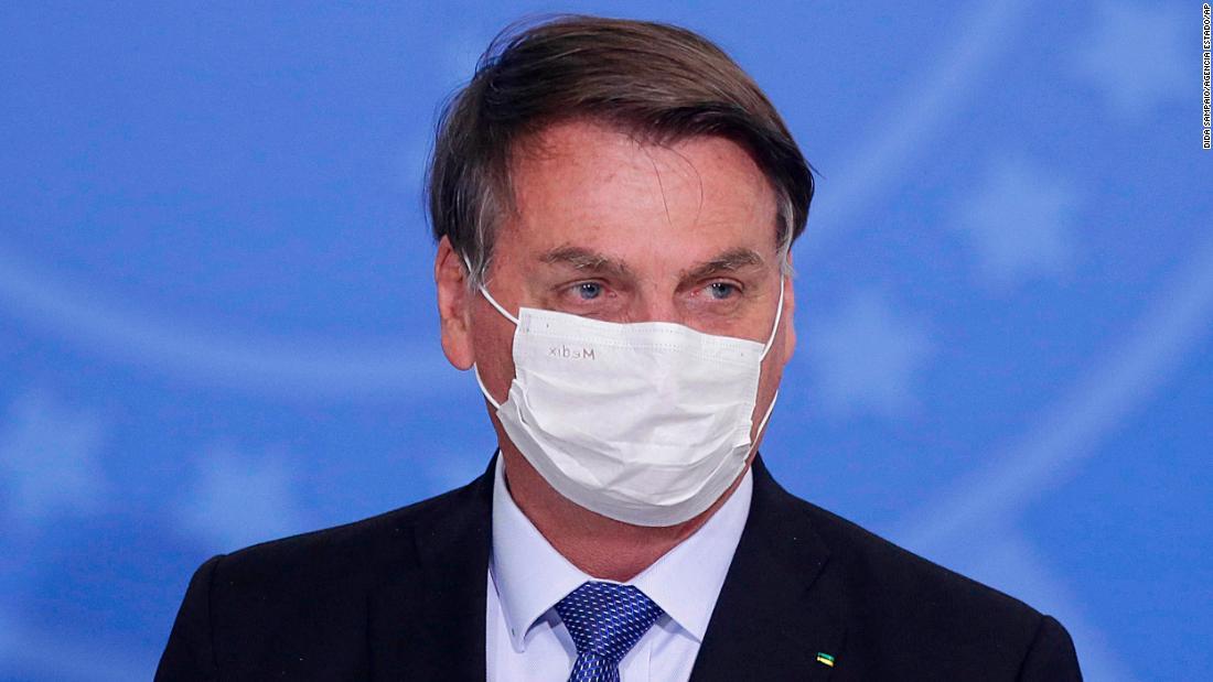 Jair Bolsonaro, Presiden Brasil, dinyatakan positif mengidap coronavirus