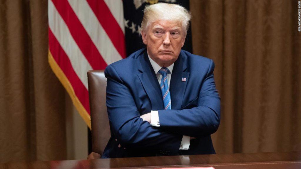 Administrasi Trump memulai penarikan resmi dari Organisasi Kesehatan Dunia