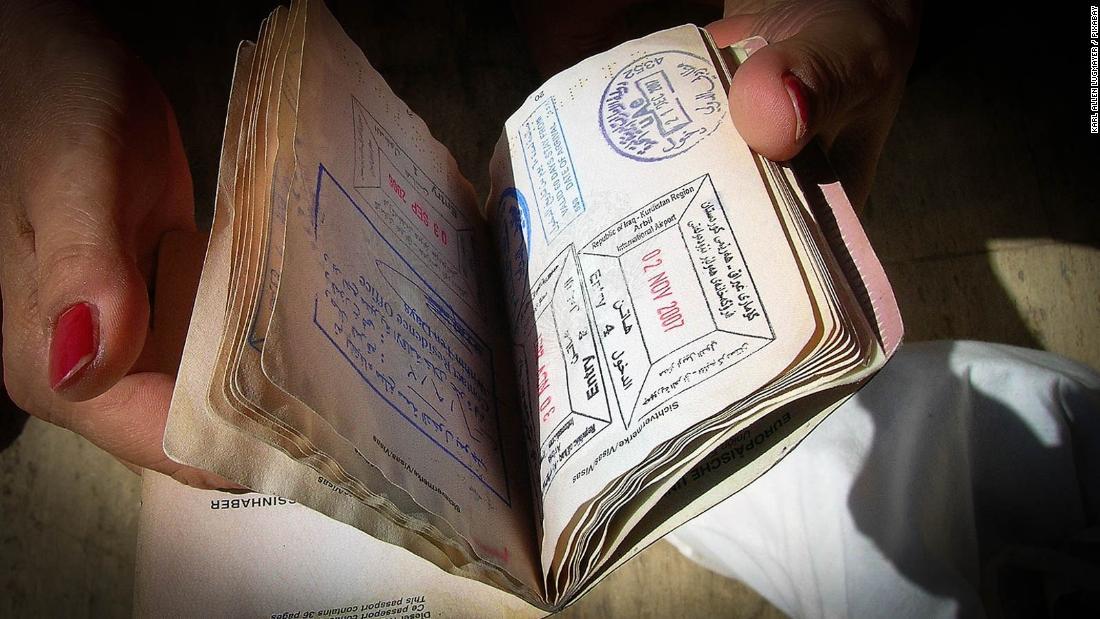 Paspor paling kuat di dunia untuk tahun 2020