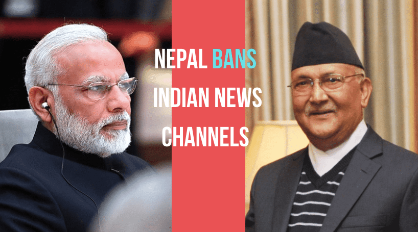 Nepal bans all Indian news channels except DD; alleges