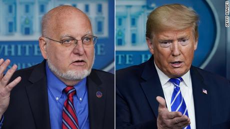 Tekanan Trump memicu kebingungan total pada pedoman pembukaan sekolah CDC