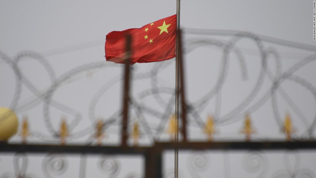 AS menargetkan pejabat Tiongkok untuk pelanggaran HAM Xinjiang