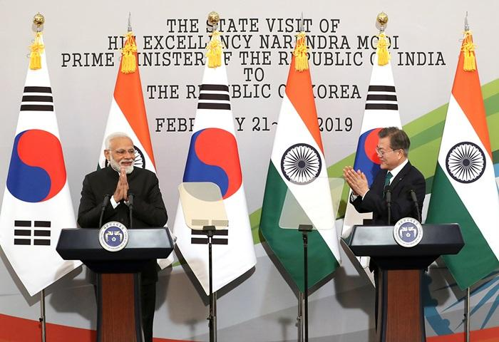 India, South Korea to enhance defence technology cooperation