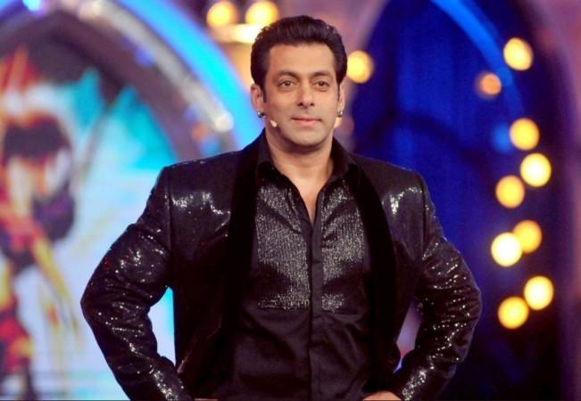 Bos Bigg 13 Salman Khan