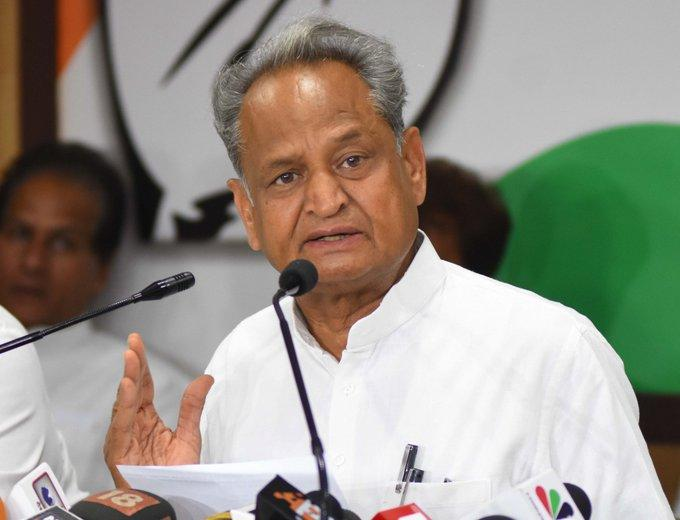 Rajasthan CM Ashok Gehlot menuduh BJP berusaha menjatuhkan pemerintahnya, MLA menawarkan Rs 15 cr