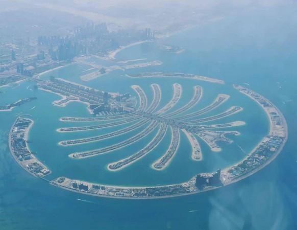Palm Jumeirah di Dubai