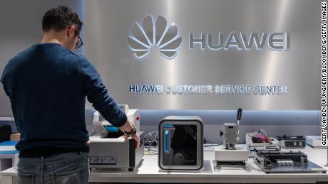 Berapa banyak masalah Huawei di?