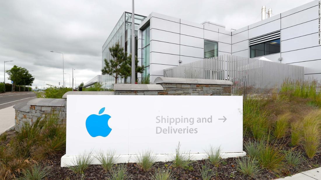 Apple memenangkan banding atas tagihan pajak EU $ 15 miliar