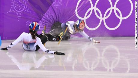 Para atlet wanita berbicara tentang budaya pelecehan skating Korea Selatan