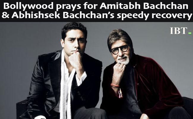 Amitabh Bachchan thanks well-wishers, fans for