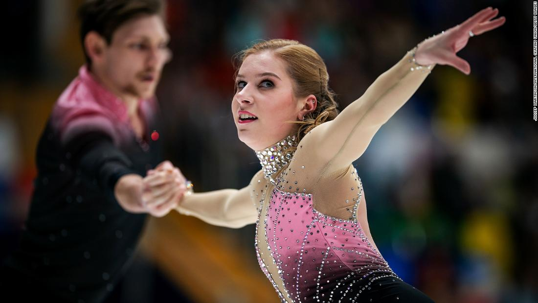 Ekaterina Alexandrovskaya: Tokoh skater Olimpiade meninggal pada usia 20