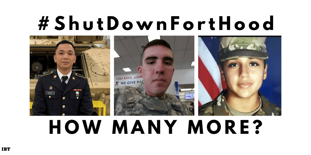 Shut down Fort Hood Trends and one more dead body of a soldier found