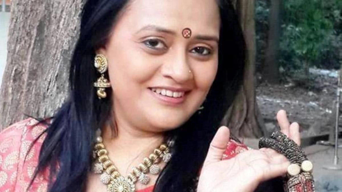 TV actress Vandana