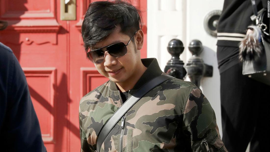 Ahli waris Red Bull: Semua dakwaan dijatuhkan terhadap Vorayuth Yoovidhya yang dituduh membunuh petugas polisi, kata Polisi Thailand