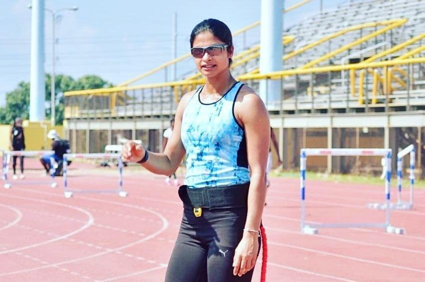 Srabani Nanda becomes 1st Indian to return to competition amid COVID-19