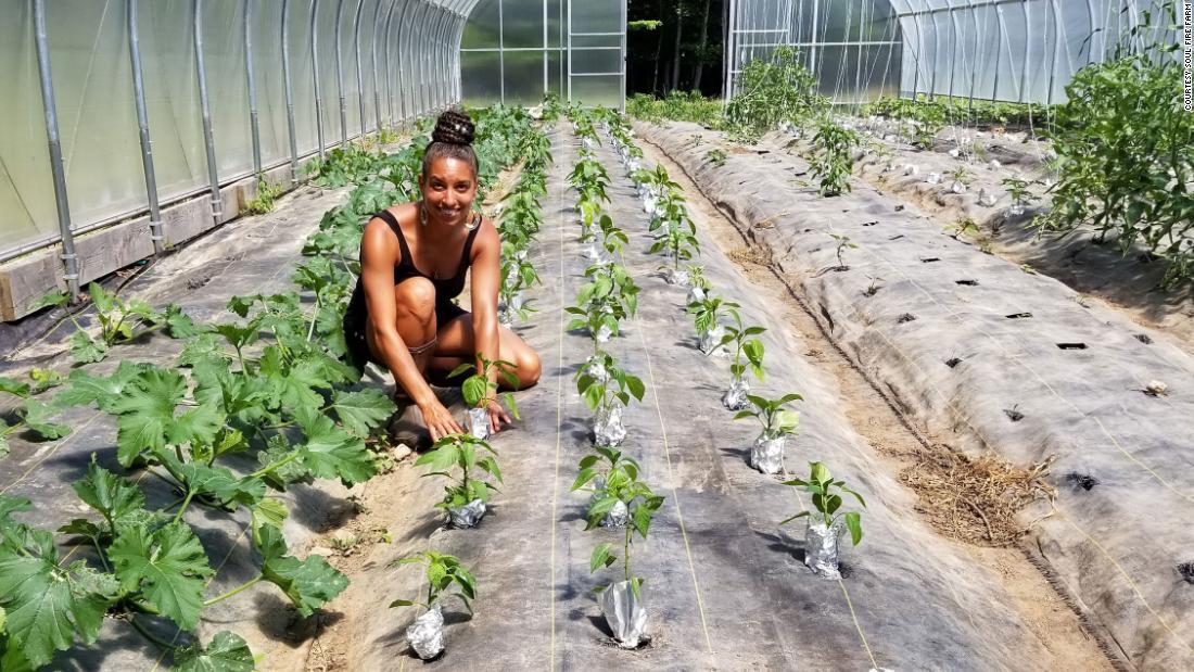 Mengapa generasi baru petani kulit hitam memasuki bisnis ini
