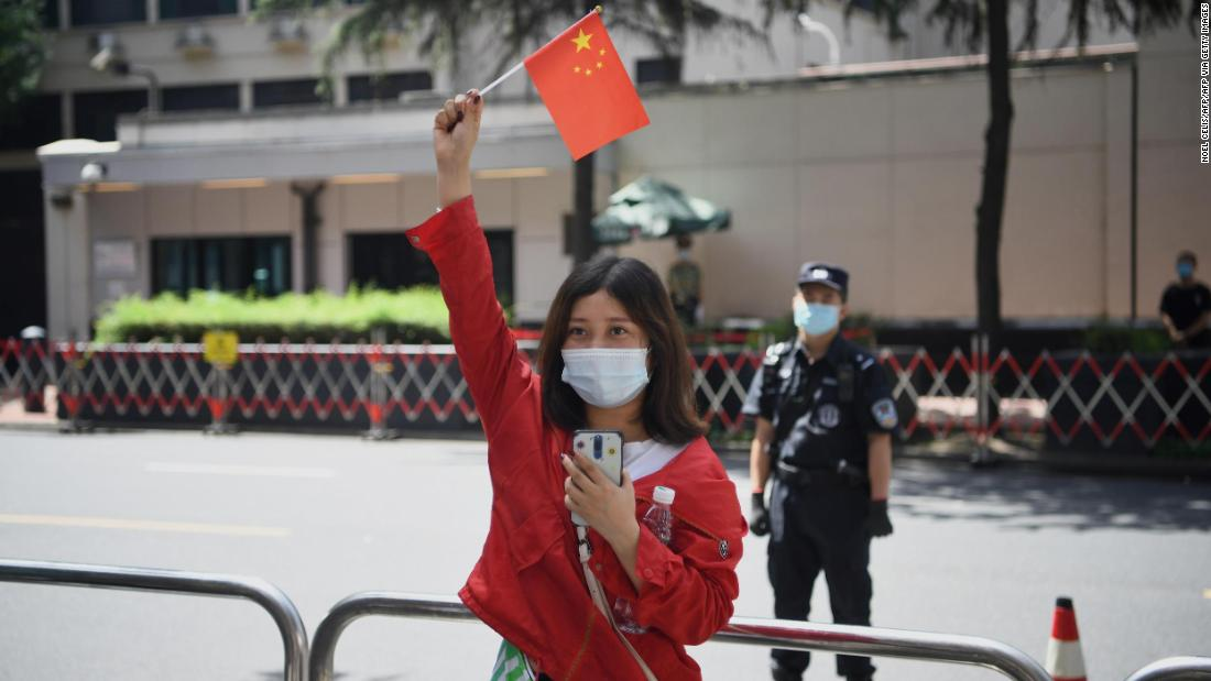 Konsulat AS di Chengdu secara resmi ditutup sebagai pembalasan atas penutupan Houston