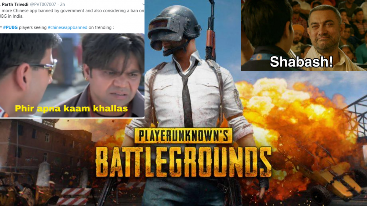 PUBG ban in India: Hilarious memes spread like wildfire as govt considers ban