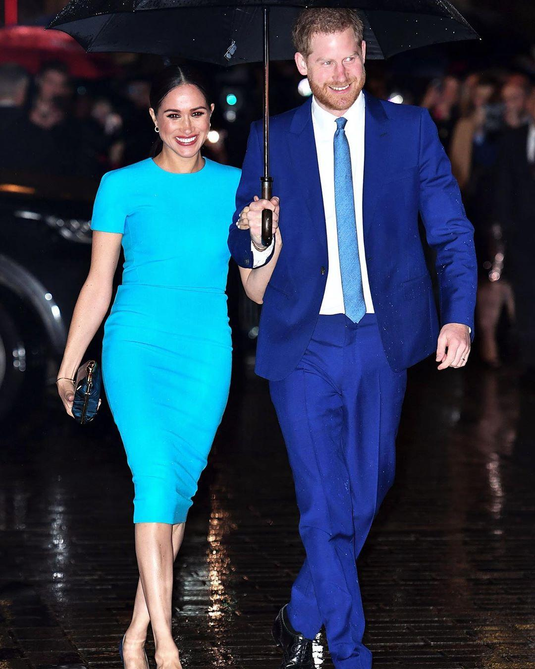 Finding Freedom: Meghan Markle and Prince Harry