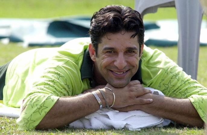 Sensasi kecepatan Pakistan Wasim Akram