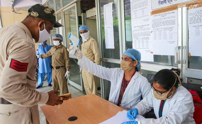 38.902 Kasus Coronavirus Di India Dalam 24 Jam Untuk Pertama Kali, 10,77 Lakh Total Kasus Sejauh Ini, 26,816 kematian