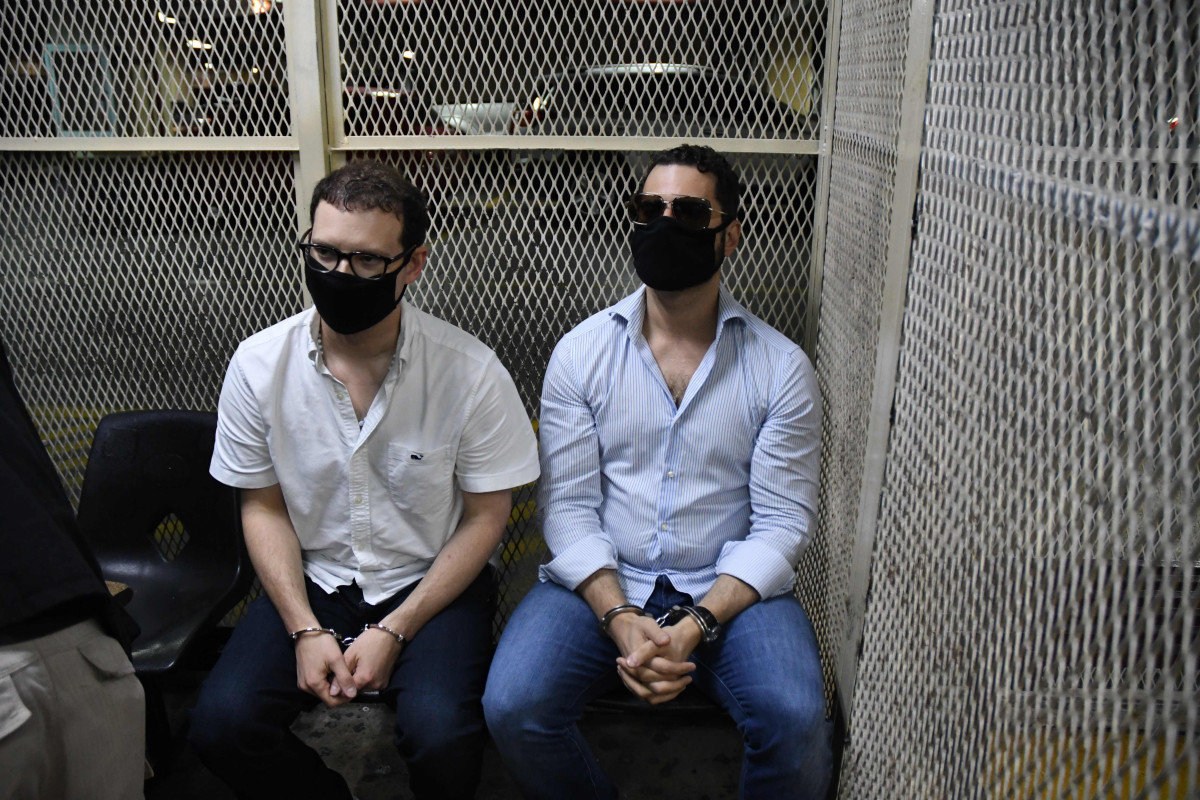 AS mendakwa putra-putra mantan presiden Panama dengan penyuapan, pencucian uang