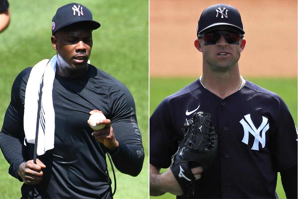 Diagnosis coronavirus Aroldis Chapman membuat Yankees 'Brett Gardner' prihatin '