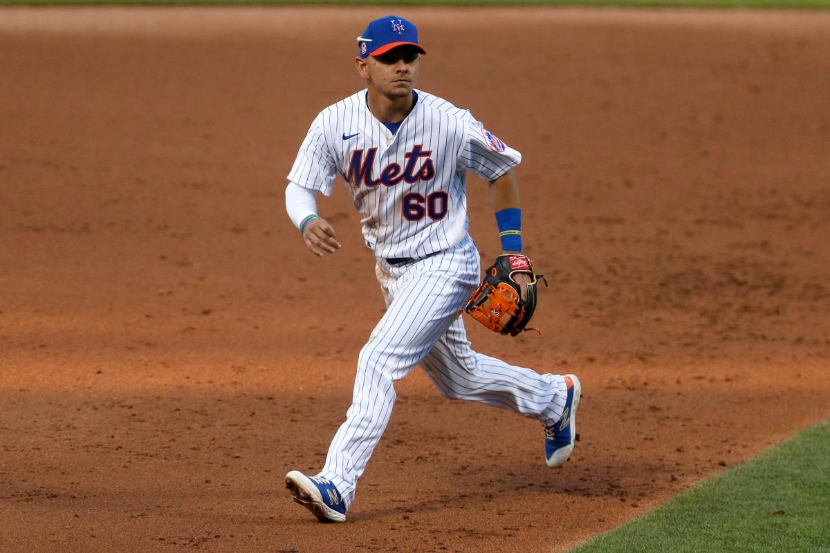 Andres Gimenez membuat daftar Hari Pembukaan Mets
