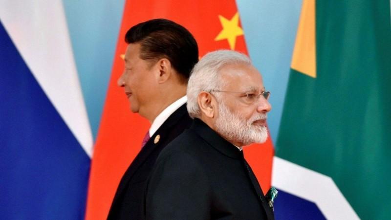 Hubungan India Cina