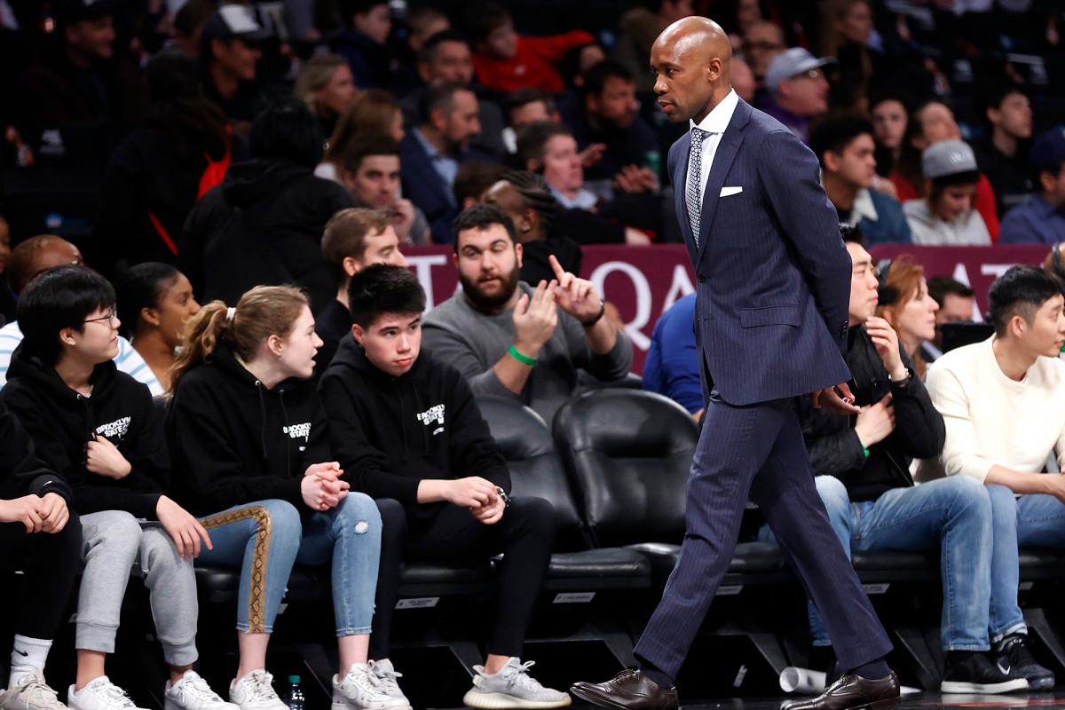 Audisi Jacque Vaughn sebagai pelatih Nets jauh dari ideal dalam gelembung NBA