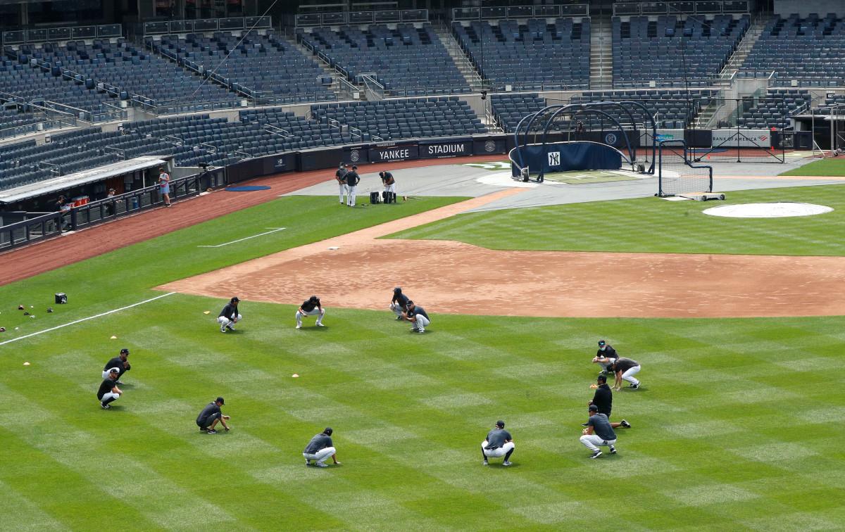 Bagaimana orang-orang Yankees ingin menghadirkan keributan