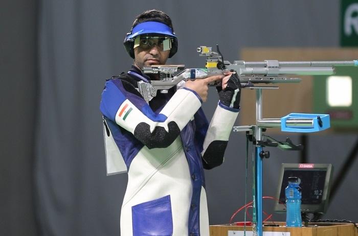 Bindra berkompetisi di Olimpiade: '' Di final Oly, keunggulan 1% itulah yang membuat perbedaan '