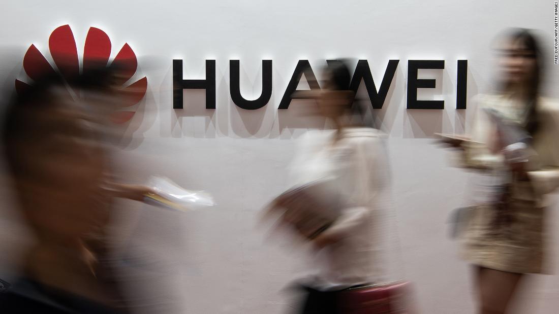 UK melarang Huawei dari jaringan 5G