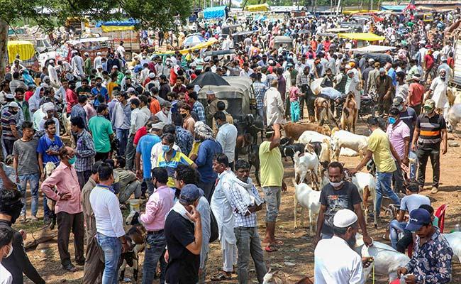 COVID-19 Kawanan Kekebalan Bukan Pilihan Di Negara Seperti India, Says Center