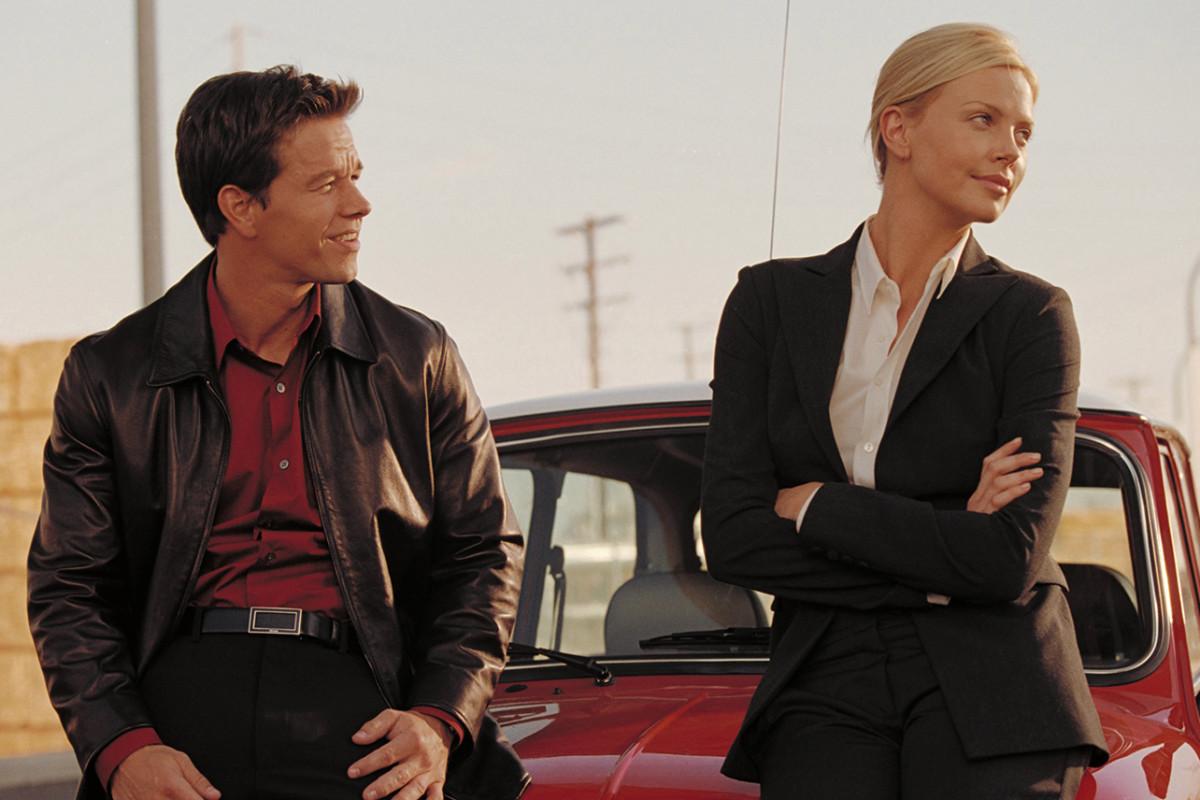 Charlize Theron Membuat Mark Wahlberg Muntah Dengan Pekerjaan Mengemudi Italia Intensnya
