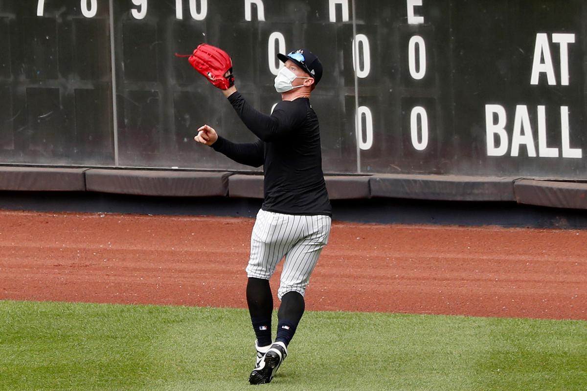 Clint Frazier kecewa atas peran Yankees yang seharusnya