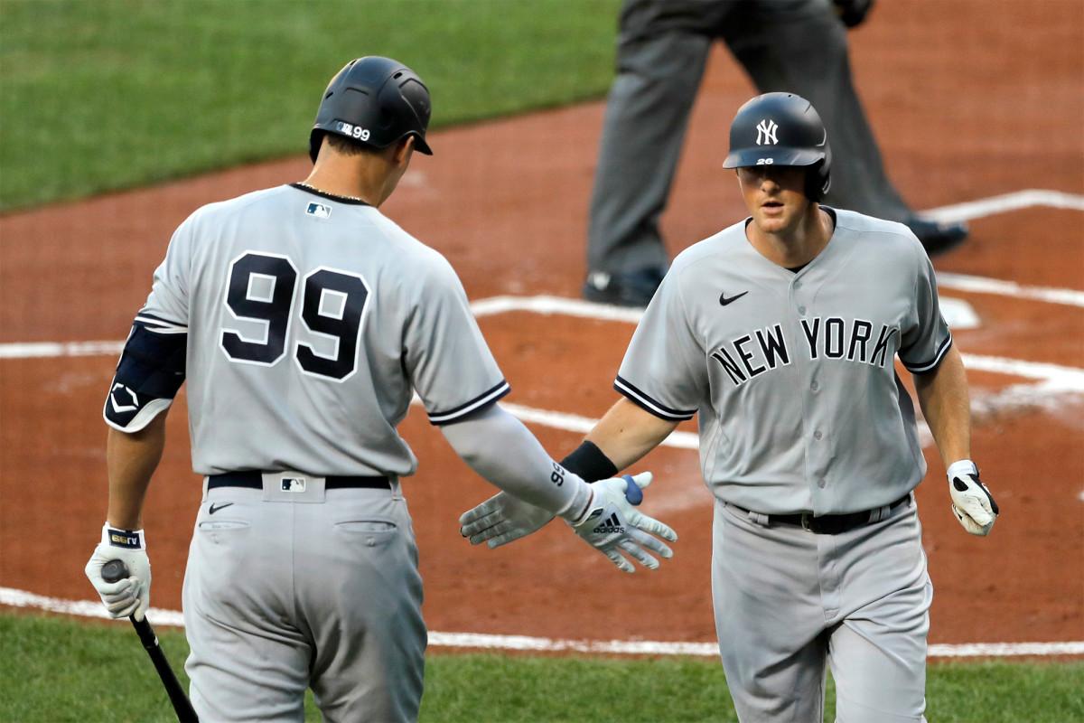 DJ LeMahieu berbunyi ketika Yankees mendominasi Orioles lagi