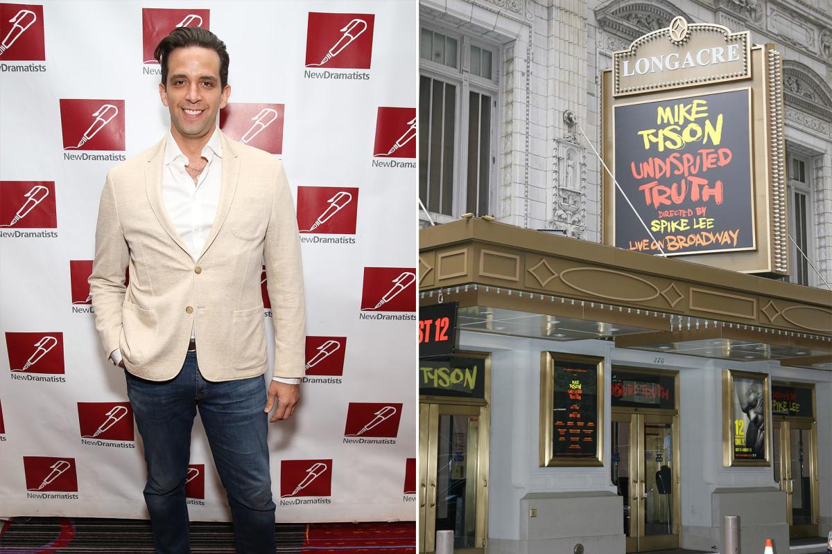Fans membuat petisi untuk mengganti nama Longacre Theatre NYC setelah Nick Cordero