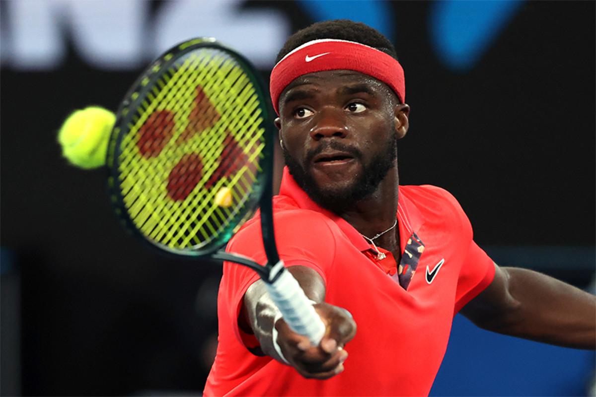 Frances Tiafoe dinyatakan positif virus corona setelah pameran tenis